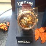 "Vulcain L'Art de l'Émail Grand feu GMT ""The Vulcain"" Série Limitée"